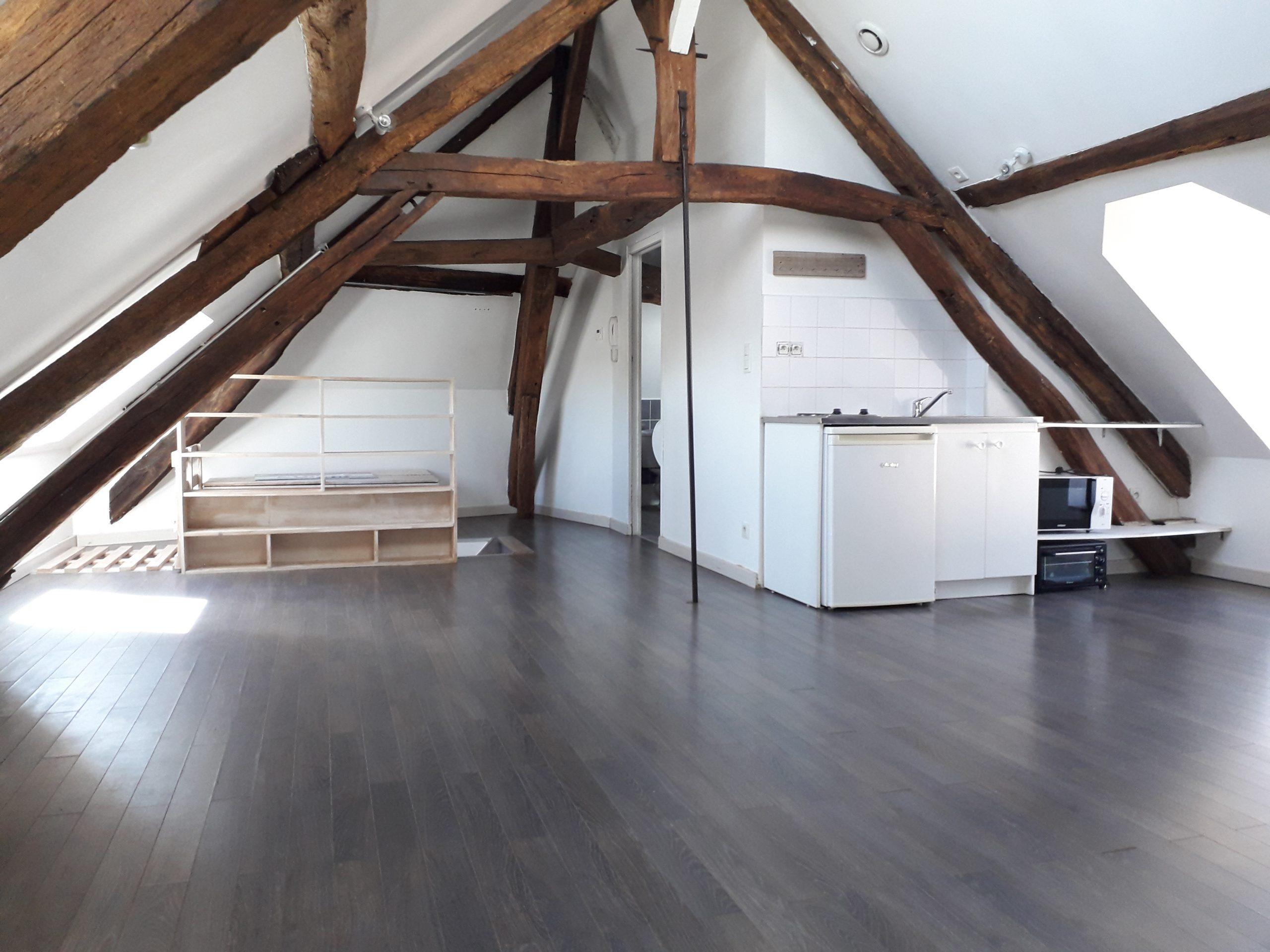 SANDILLON – Studio duplex